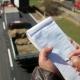 Como recorrer à multa por estacionar na pista de rolamento das estradas