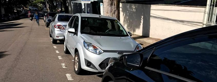 Como recorrer à multa de estacionar na contramão de direção 1