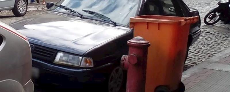 Como recorrer à multa por estacionar junto ou sobre hidrantes de incêndio, registro de água, tampas de poços de visita de galerias subterrâneas 1