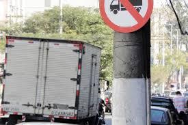 Como recorrer à multa por transitar em locais e horários não permitidos pela regulamentação (caminhão) 1