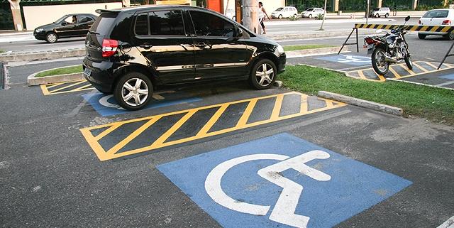 Como recorrer à multa por estacionar nas vagas reservadas a pessoas com deficiência, sem credencial 1