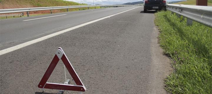 Como recorrer à multa por parar na pista de rolamento das estradas 1