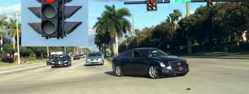 Avançar o sinal vermelho do semáforo. Como recorrer na Covid? 1